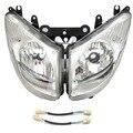 Motorcycle Headlight Headlamp For Yamaha Tmax 500 2008 2009 2010 2011 T-MAX front head light housing FHLYA019