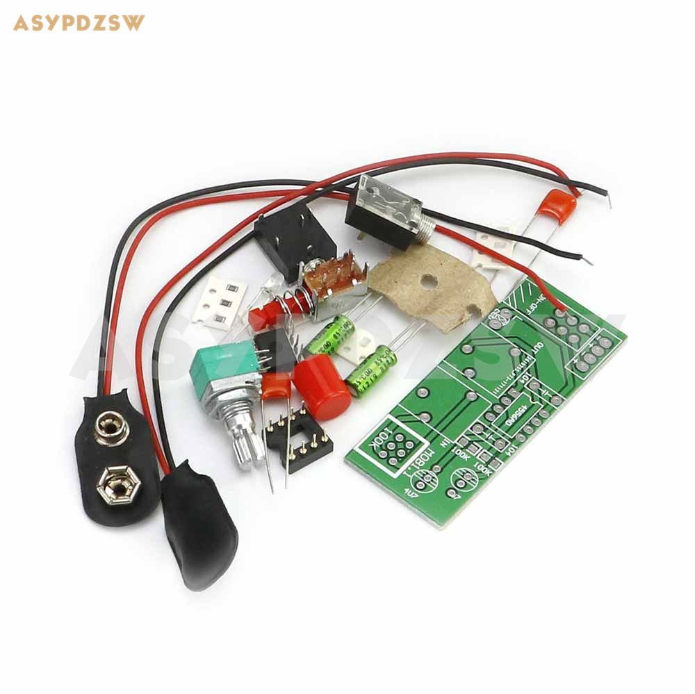 Jrc4556 Battery Version Ra1 Dual Channel Mini Headphone Power Amplifier Wiring Kit Diy In From Consumer Electronics On Alibaba