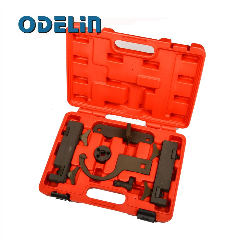 Petrol Engine Timing Tool Kit For Jaguar Land Rover V8 5.0 L engine camshaft locking setting timing tool kit for land rover jaguar 3 2 3 5 4 0 4 2 4 4 v8 st0232