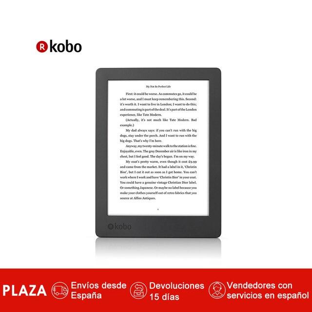 """EReader Kobo Aura H2O 2nd Edition 6,8""""tactil impermeable Ebook reader 8 gb WiFi pantalla de alta resolucion de 1440x1080 pixeles"""