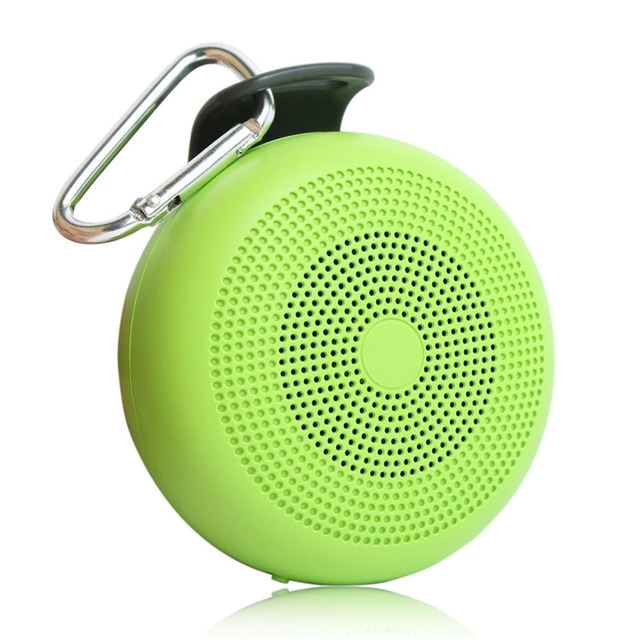 meidong FOX Portable Wireless Bluetooth Speaker Waterproof Speakers with Microphone Support  TF Card  Mini Speaker for Phone