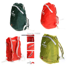 New Lightweight Fold-Away Outdoor Pocket Rucksack Backpack Hunting Backpack Bags – Red/Green/Blue