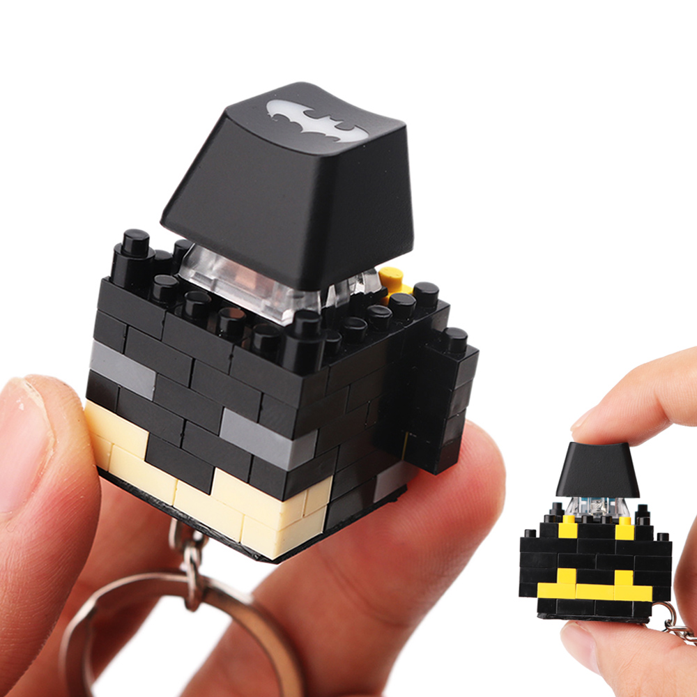 Cool Geek Toys : Cool geek mechanical keyboard led switch gadget fidget toy