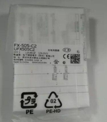 FREE SHIPPING FX 505P C2 Digital optical fiber sensor