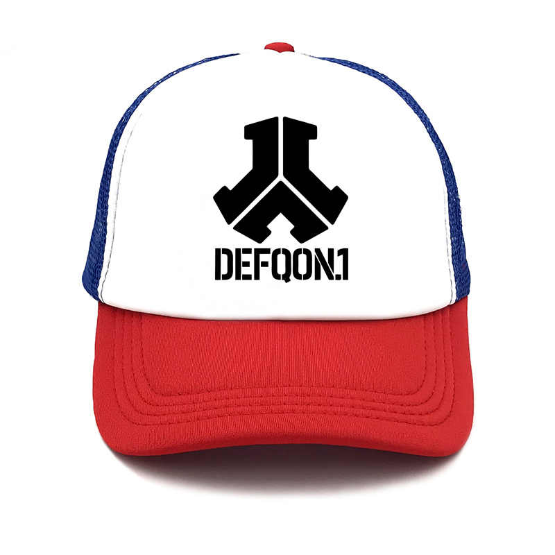 1a113e99903ad 2019 New Fashion Defqon.1 Rock Band summer women baseball Cap men Casual  Hip Hop