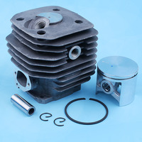 48mm Cylinder Piston Kit For Husqvarna 261 262 262XP Chainsaw 503541171 503541172 Replacement Spare Part