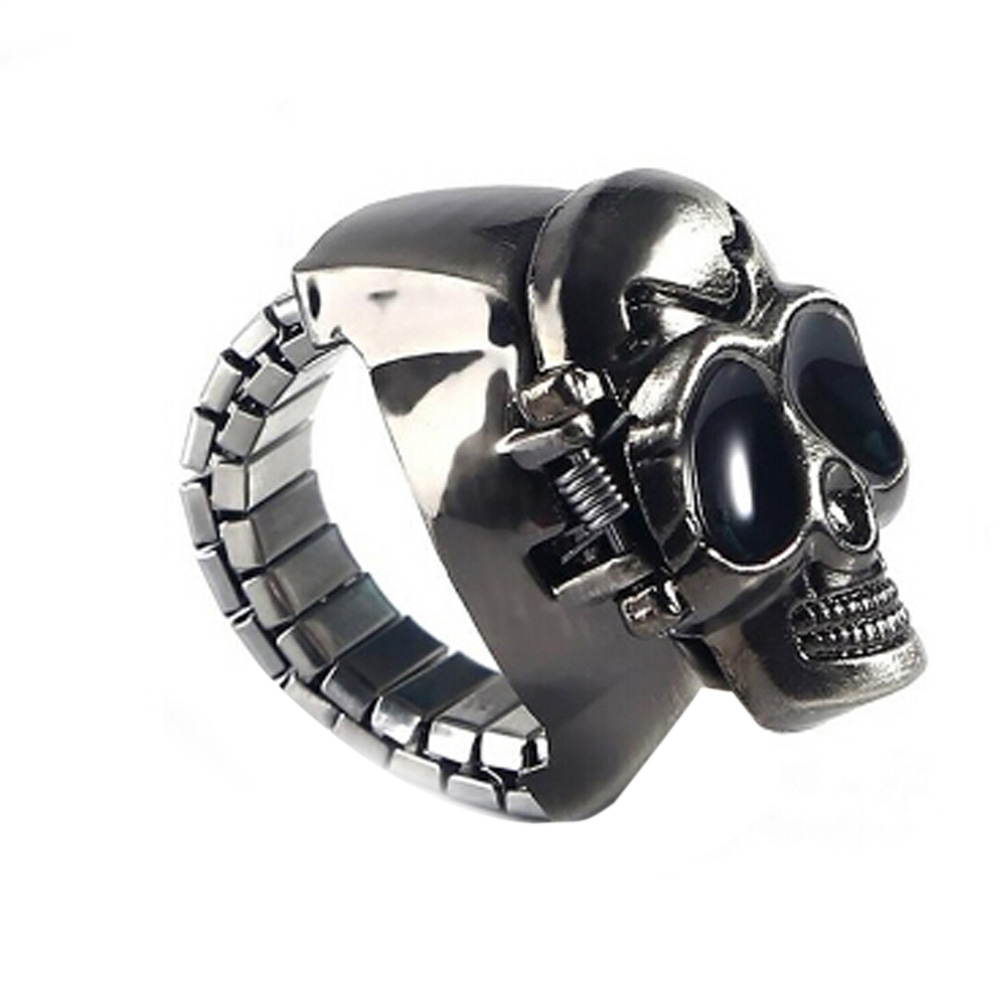 Buy skull ring watch and get free shipping on AliExpress.com