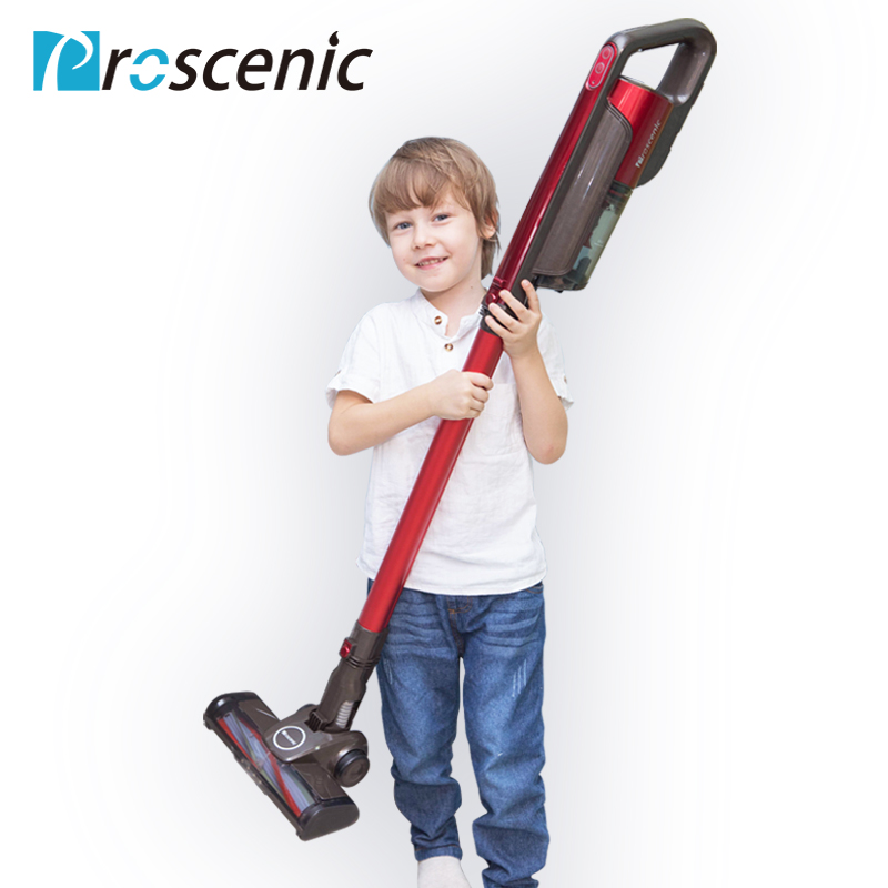 Proscenic I7 Cordless Handheld Vacuum Cleaner Lightweight 2 in 1 Pet Stick Vacuum Cleaner 16000 Pa Wireless Aspirator for Home in Vacuum Cleaners from Home Appliances