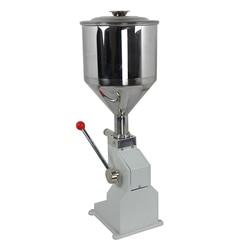 Top level best selling manual body cream jar filling machine
