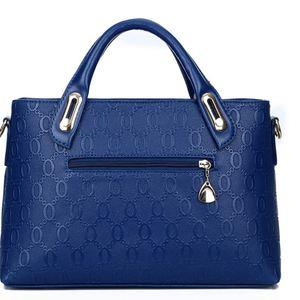 Image 4 - Yeetn.H Women 4 Set Handbags Pu Leather Fashion Designer Handbag Shoulder Bag Black Vintage Female Messenger Bag Sac A Main M129