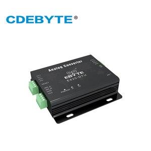 Image 3 - E820 DTU (2i2 433l) 433 mhz modbus 아날로그 수집 2 채널 무선 트랜시버 1 w rs485 인터페이스 433 mhz rf 모듈
