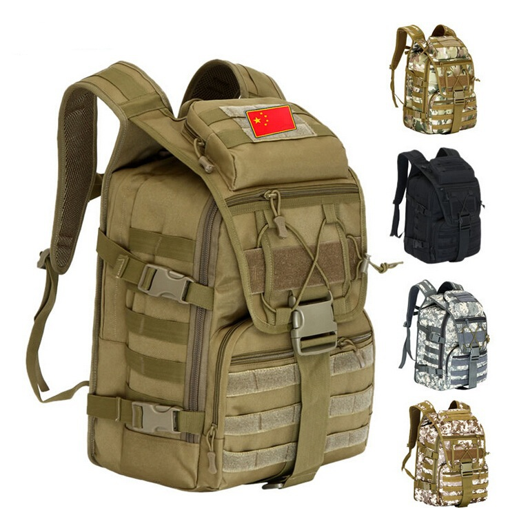 ФОТО Free Knight IX7 Backpacks 2016 Men's Backpacks Women's Traveling Backpack Military Backpack