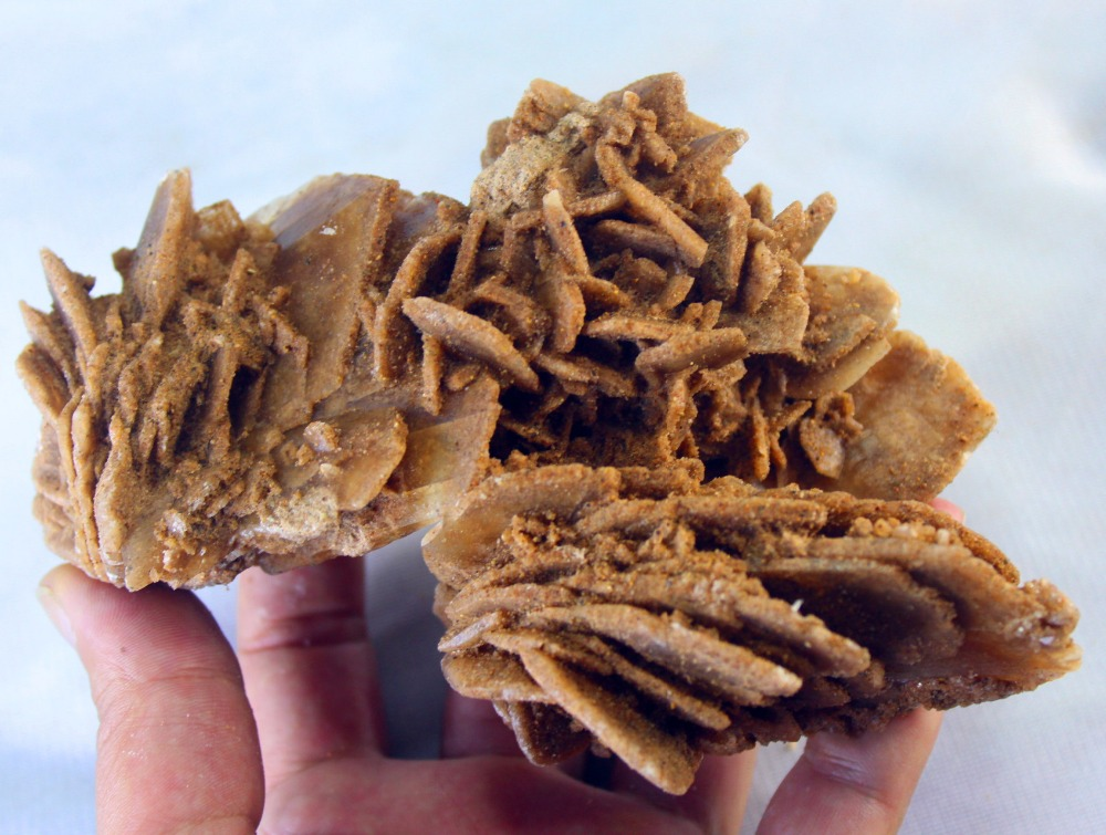 Image result for desert rose crystal