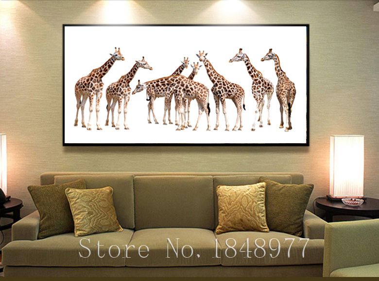 Compare Prices On Giraffe Wall Art Online Shopping Buy Low Price Giraffe Wall Art At Factory