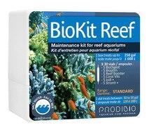 암초 수족관 해양 암초 산호 sps lps 짠 탱크 치료를위한 prodibio biokit 암초 유지 보수 키트
