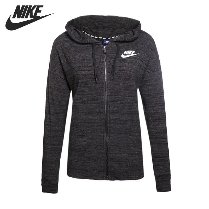 8e804907af Original New Arrival NIKE AS W NSW AV15 JKT KNT Women s Jacket Hooded  Sportswear