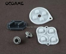 OCGAME عالية الجودة ل SNES سوبر NES نينتندو موصل استبدال منصات المطاط تحكم 2 مجموعات/وحدة