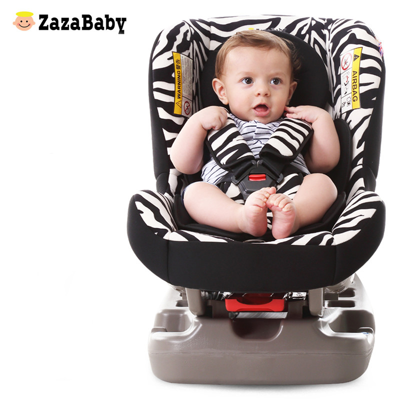 best quality zazababy uk brand 0 4 years baby child safety car seat auto protect baby seat kids children safety chair car seat