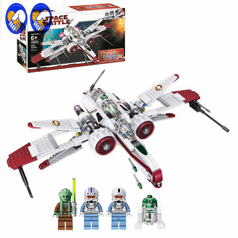 A Toy A Dream Lepin Star War Series Force Awaken The ARC-170 Building Blocks Bricks Educational Toy brinquedos compatible 75072 a toy a dream lepin 24027 city series 3 in 1 building series american style house villa building blocks 4956 brick toys