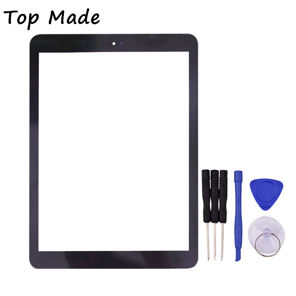 все цены на Black/White 9.7 Inch Touch Screen for Talk9X U65GT 32GB Black Talk 9X Digitizer Panel Glass with Free Repair Tools онлайн