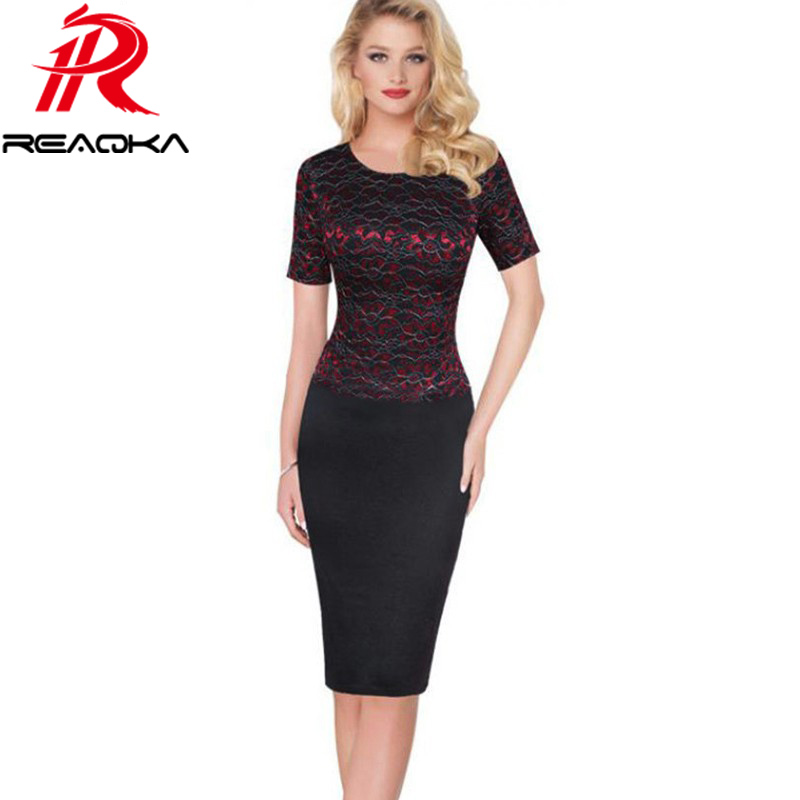 5b673dd1e1a7d work dresses women plus size work dress vintage elegant Womens Gold ...