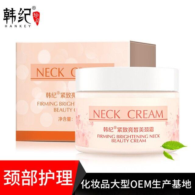 Anti Aging Neck Cream Wrinkle Skin Care Whitening Nourishing Neck Mask Tighten Lift Neck Firming Moisturizing Korean Cosmetics 1