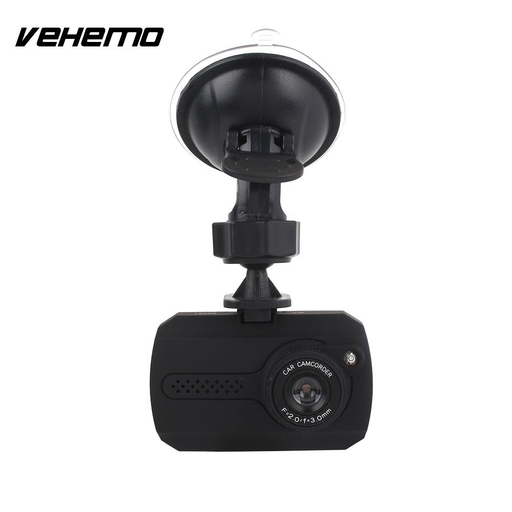 1.5 Inch Mini Dash Cam Auto On/Off Parking Monitor Car DVR Durable Motion Detection Driving Recorder