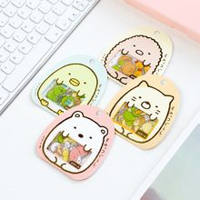 50Pcs/pack Kawaii Sumikko Gurashi Sticker Scrapbooking Creative Cartoon DIY Journal Decorative Adhesive Label Seal Stationery