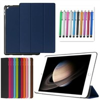 Ultra Slim Stand PU Leather Case For Ipad Pro 12 9 Inch Tablet Case For Apple