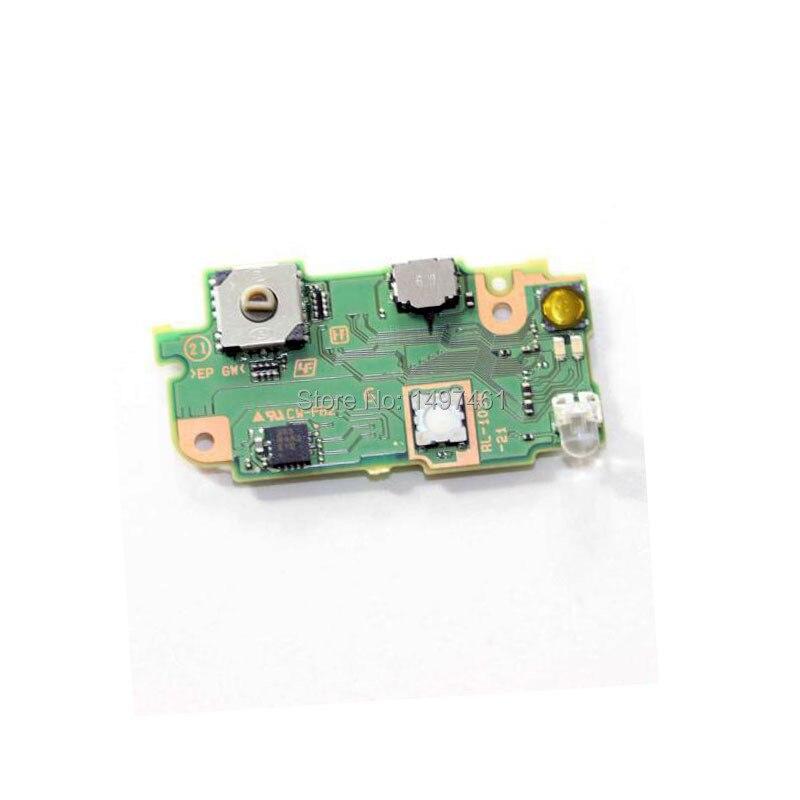 New couvercle contrôle conseil d'obturation Pièces de Rechange pour Sony DSC-RX100M5 RX100V RX100-5 appareil photo Numérique