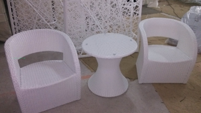 2 outdoor furniture pe rattan furniture garden tables and chairs bar