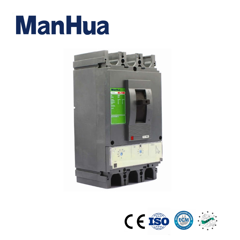 Manhua3p 400v Electrical Cvs 400f Three Phase Relay Protection Electric Bell Circuit 1 2 3 4
