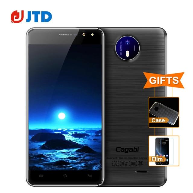 "In Stock Vkworld Cagabi One Smartphone MT6580 Quad Core 1.3GHz Android6.0 5.0"" HD Screen 2200mAh Dual SIM Loud Speak MobilePhone"