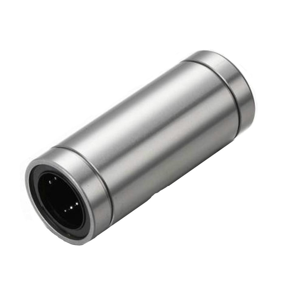 1pcs/lot LM6LUU 6mm Long type Linear bearing linear bushing CNC Bearing for  shaft