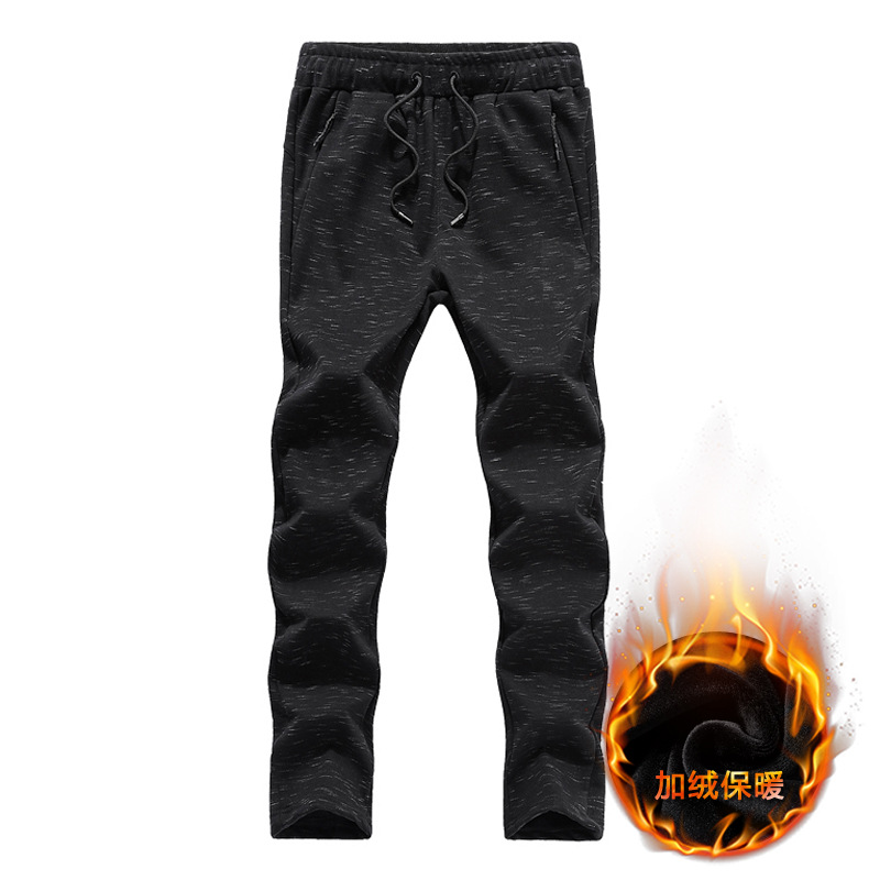 Hiver pantalons de survêtement hommes Fit pantalon décontracté hommes grande taille 5XL 6XL 7XL 8XL haute qualité marque vêtements 2018 joggers
