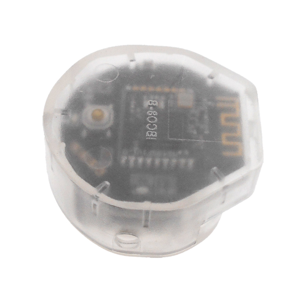 Bluetooth NRF51822 Module For Ibeacon Base Station Positioning Beacon For WeChat Shakes The Near Field Positioning Battery