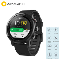 English Version Huami Amazfit Smart Sports Watch 2 GPS 5ATM Waterproof 1 34 2 5D TouchScreen