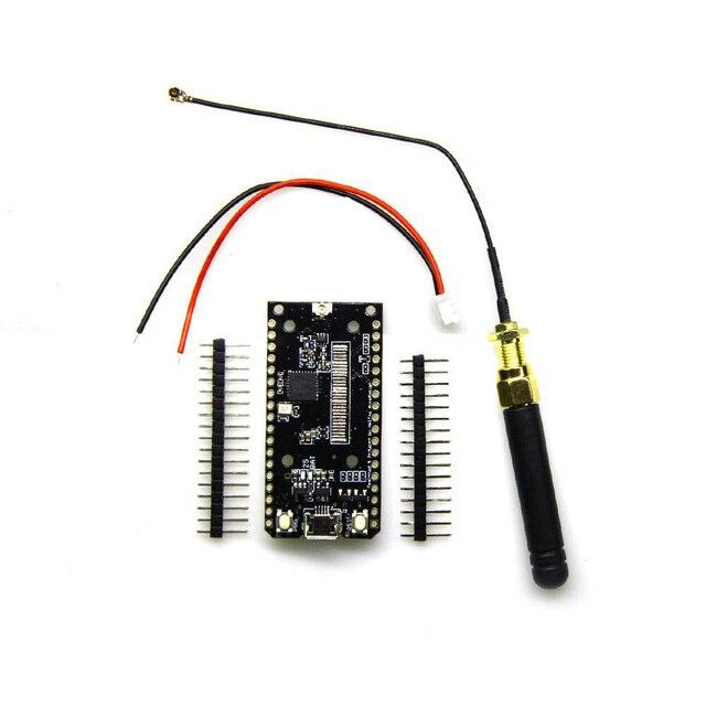 LILYGO®TTGO SX1276 SX1278 לורה ESP32 868 / 915MHz 433MHz Bluetooth WI FI אנטנת אינטרנט פיתוח לוח