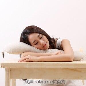 Image 4 - Origial Youpin Neck Pillow 8H MultiFunction U1 Protective Waist Pillow U Shaped Car Pillow Smart Home