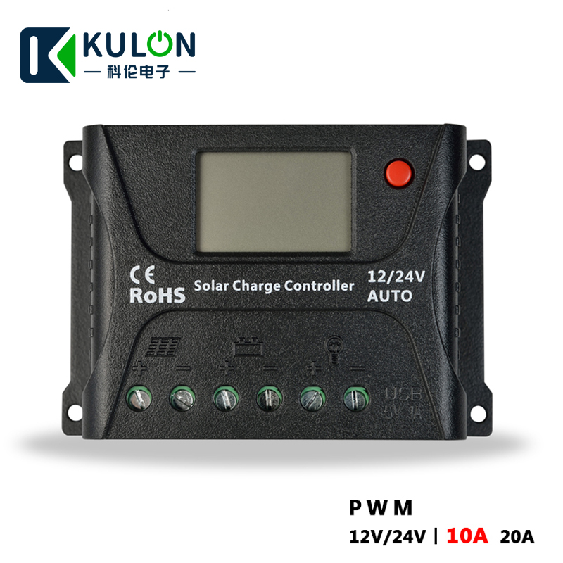 SRNE PWM Solar Charge Controller HP2410 HP2420 10A 20A 12V/24V LCD screen Solar home system free shippingSRNE PWM Solar Charge Controller HP2410 HP2420 10A 20A 12V/24V LCD screen Solar home system free shipping