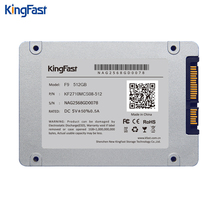 Kingfast 7mm ultrim metal 2.5″ internal 512GB SSD with cache 512Mb SATAIII 6Gbps Solid State hard disk Drive for laptop&desktop