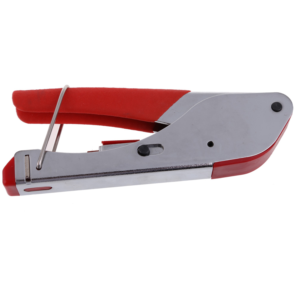 Crimpen Werkzeug RG59/RG6 Koaxial Zange Netzwerk Kabel Stripper ...