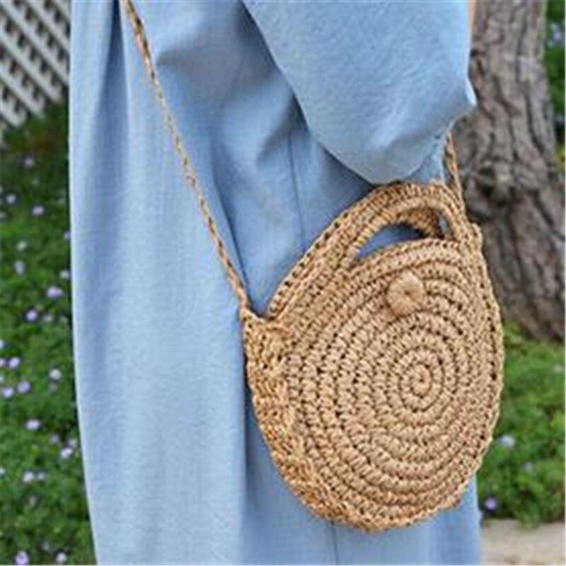 2019 mulheres saco de palha tecido bolsa crossbody senhoras boho praia verão bolsa nova das mulheres borsa da donna em paglia