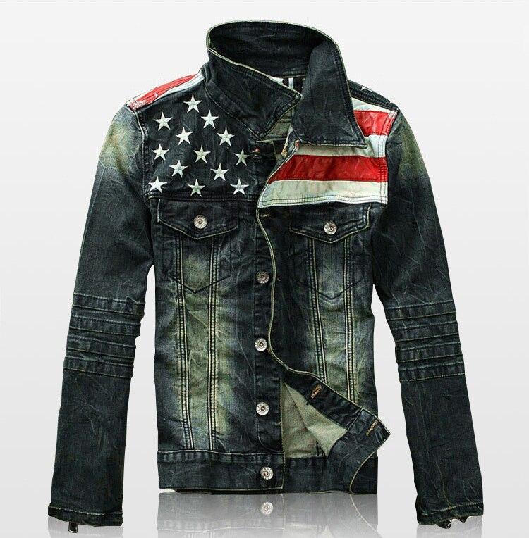 Popular Denim Jacket Leather-Buy Cheap Denim Jacket Leather lots