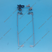 Genuine Laptop Hinges For Acer Aspire One 722 AO722 Hinges AM012000300 AM012000100 Hinge Set Left Right