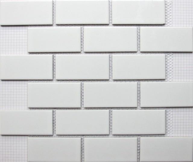 Biay cega ceramiczna mozaika backsplash kuchni pytki