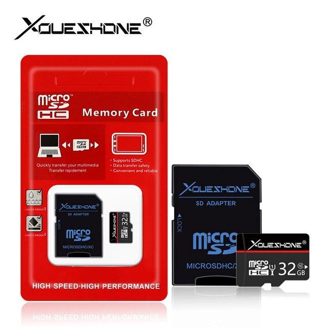 Novo MicroSD gb SDHC Cartão De Memória SDXC de 128 gb 64 Class10 32 gb/16 gb/8 gb/ 4 gb cartão micro sd TF cartão tarjeta micro sd frete grátis