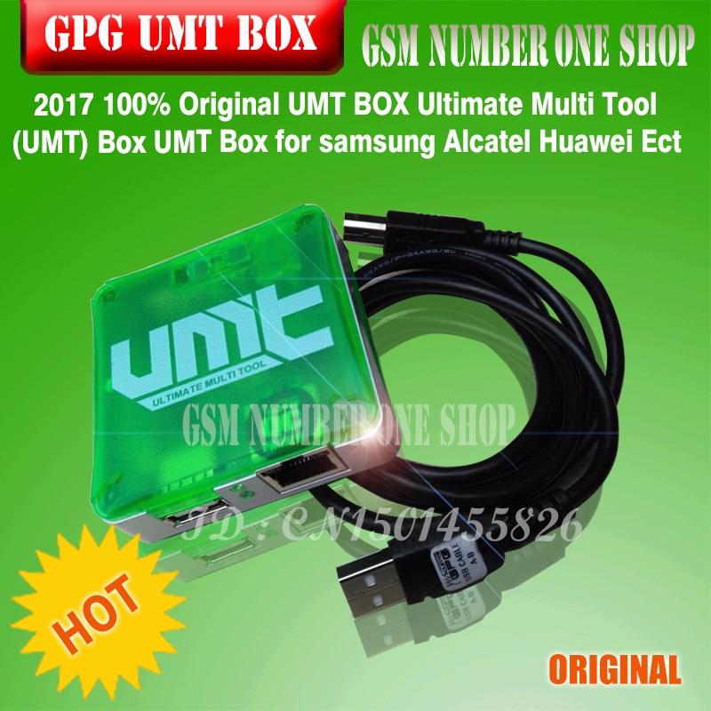 original new UMT Box For Cdma Unlock flash Sim Lock Remove