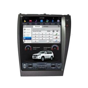Tesla style Android 8.1 Car GPS Navigation head unit multimedia radio tape recorder no DVD player radio For Lexus ES ES240 ES350