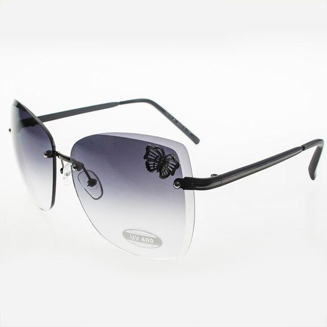 Trendy Mody Okulary Luksusowe Panie Motyl Ozdobą Ekskluzywne Okulary Marki  Okularów Przeciwsłonecznych Kobiety Okulary Kobiet BU002 0db0df5ca4